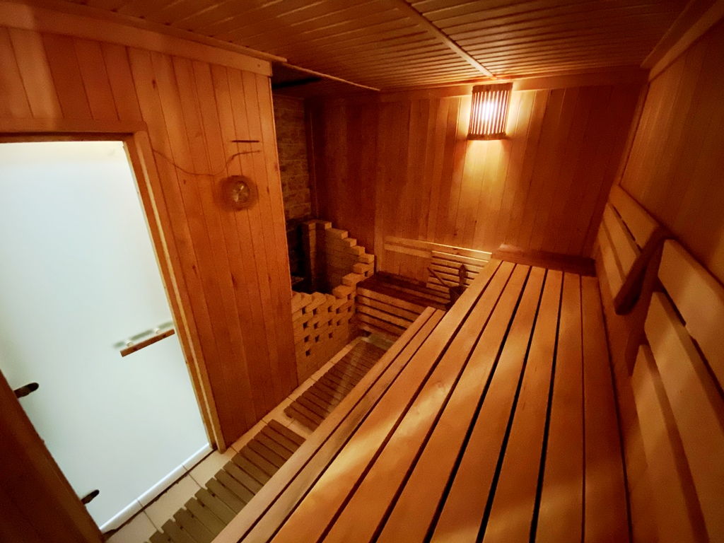 Сауна - Цокольный этаж