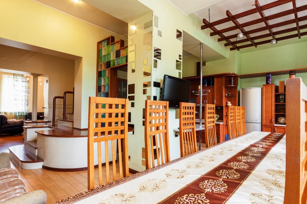 Кухня-столовая - 1 этаж